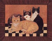 la poesia e i gatti